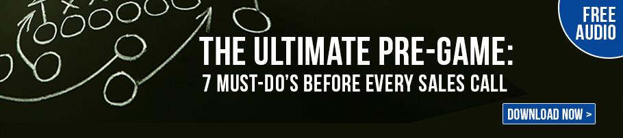 Ultimate Pre-Game